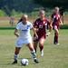 BC Women's Soccer vs Erskine