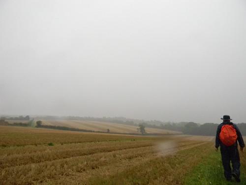 A wet start
