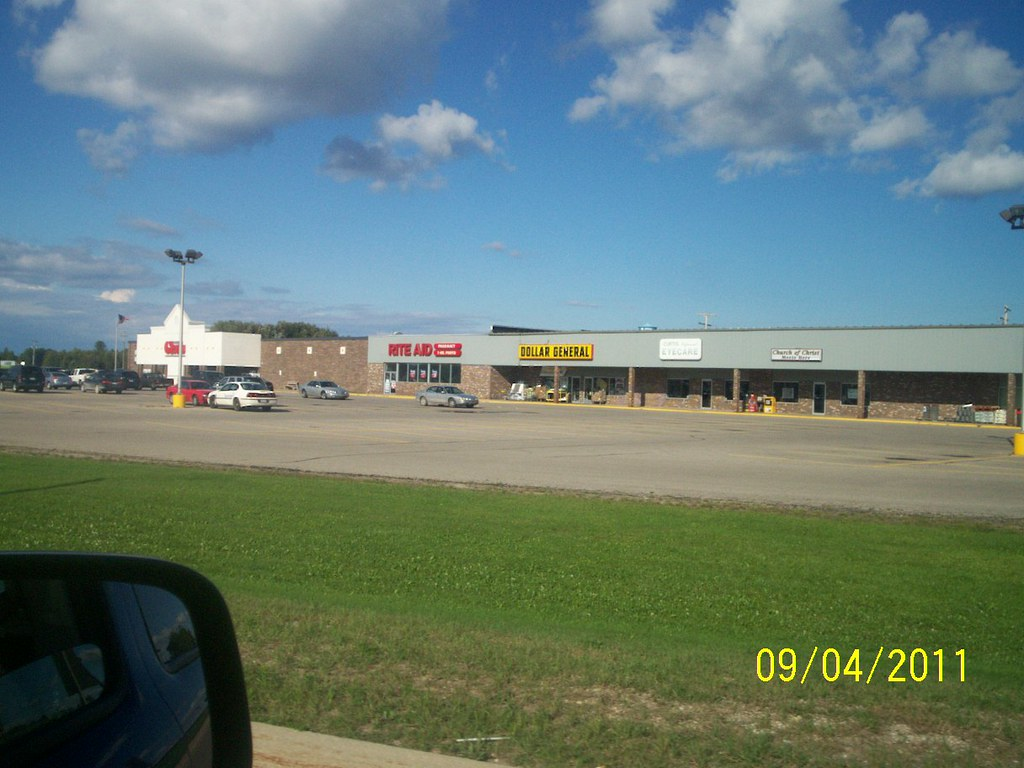 Rogers City shopping