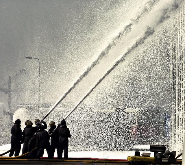 Fireman - Hoek van Holland