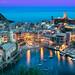The Beautiful Vernazza - (Cinque Terre, Italy)