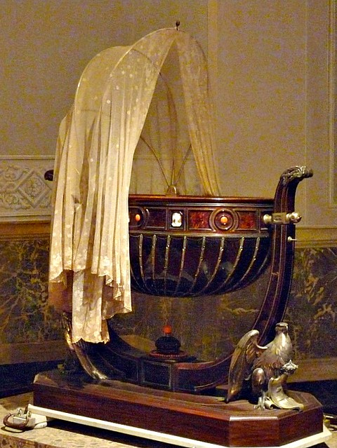Caserta Royal Palace Baby S Crib Flickr Photo Sharing
