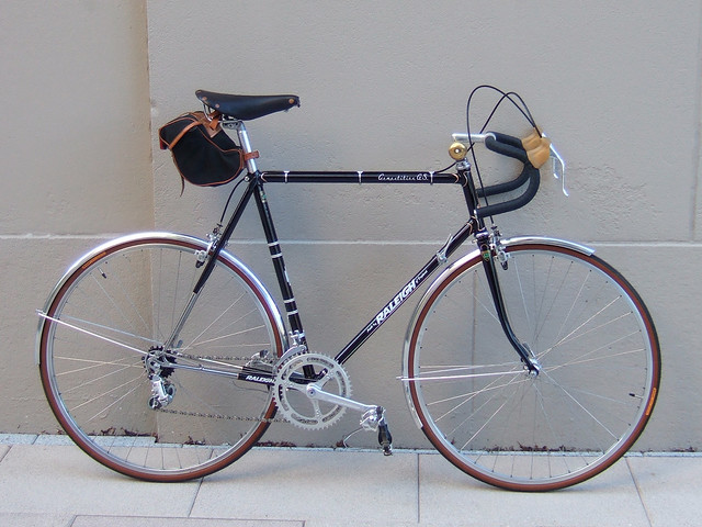 Raleigh Competition GS