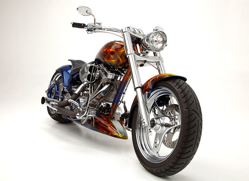 Steed Motorcycle One