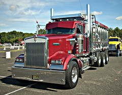 Englishtown Truckshow 2011
