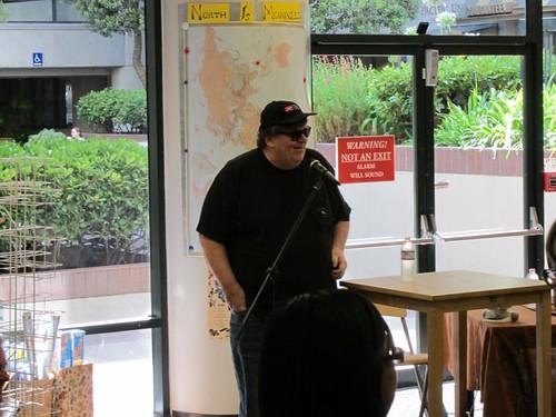Michael Moore, Books, Inc., San Francisco IMG_7842