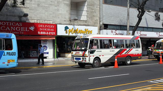 Streets of Miraflores