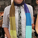 Thomas Knauer won this fab scarf by Jay McCarroll