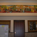 Grants Pass Oregon Post Office Mural