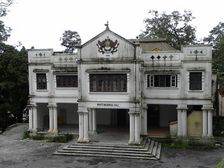 White Memorial Hall, Gangtok Sikkim