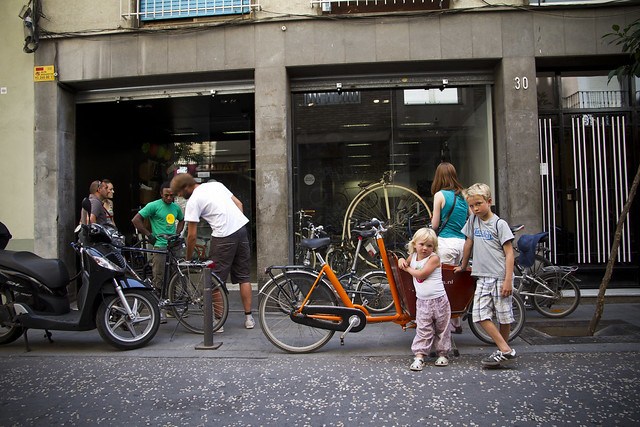 Barcelona Bike Gracia