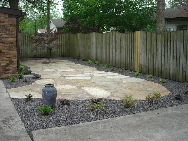 Natural stone patio flickr photo sharing - Natural stone patio images ...