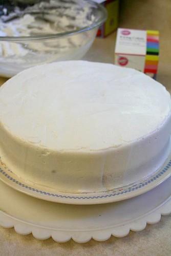 Design Your Own Cake Transfer : How To Transfer An Image Onto a Birthday Cake Nifymag.com