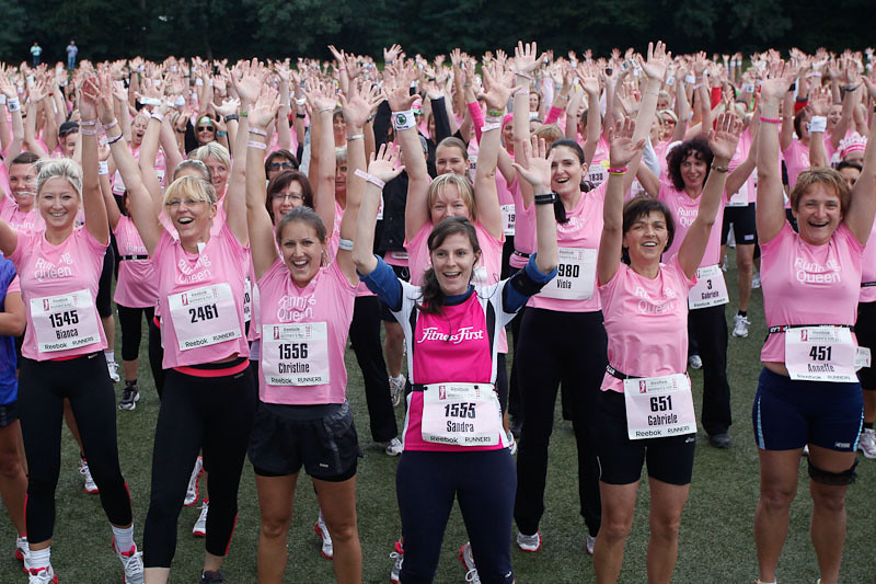 womens run frankfurt