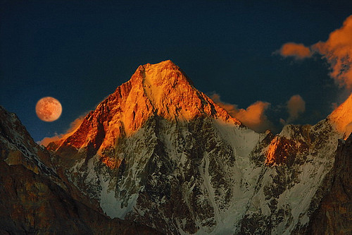 Gasherbrum IV,               PAKISTAN