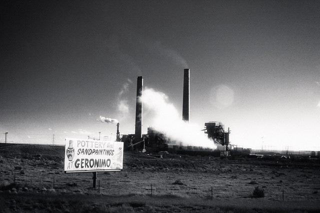 Arizona, Cholla Power Plant