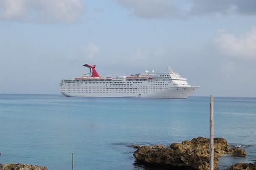 Western Caribbean Cruise - Carnival Inspiration - Grand Cayman