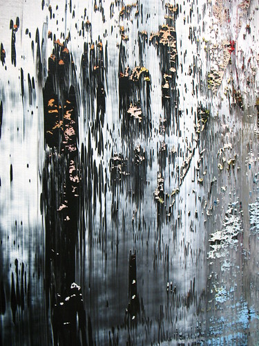 Gerhard Richter: January, December, November, 1989 (detail)