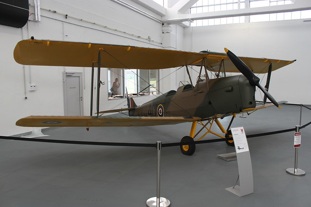 de Havilland D.H.82 Tiger Moth