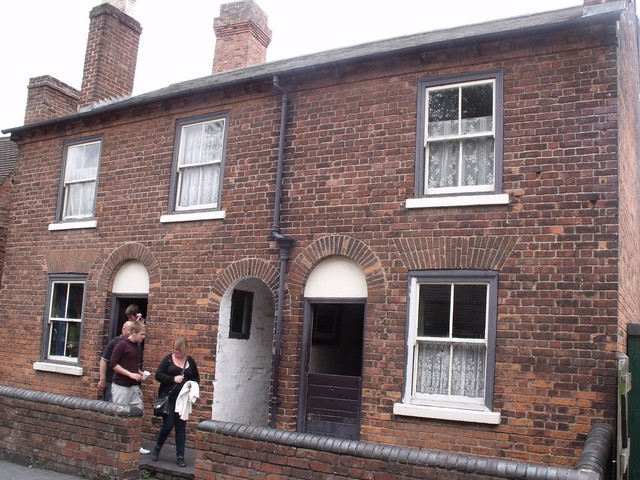 Back To Back Houses : Black country living museum back to houses brook
