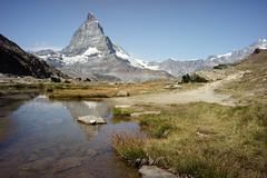 Matterhorn reflected