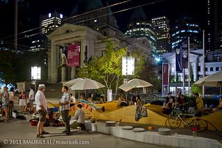 Alfresco Vancouver #6 - Robson Square