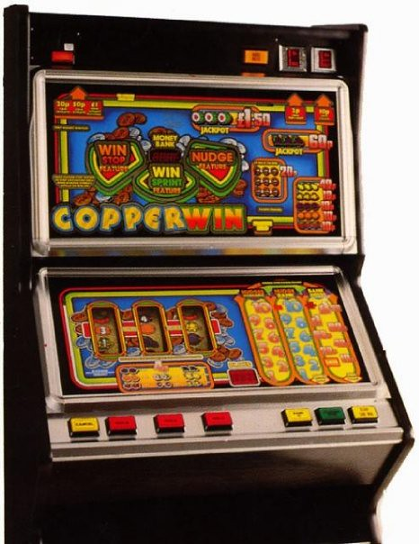 old fruit machine games