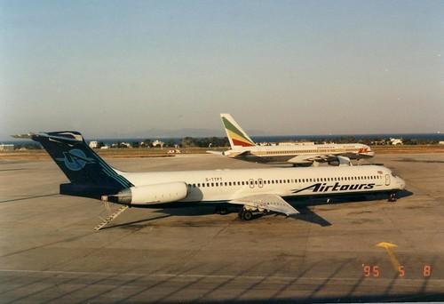 AIR TOURS MD-83 G-TTPT(cn1788)