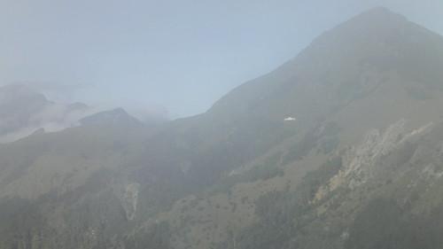 嘉明湖避難山屋