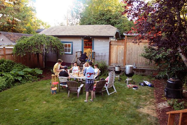 awesome backyard flickr photo sharing