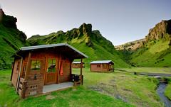 Pakgil cabins