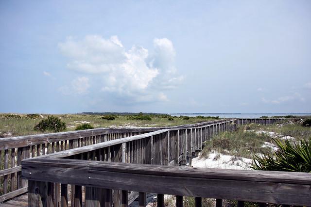 Shell Island Boardwalk #2