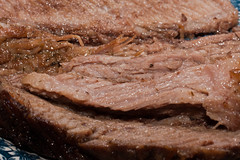 steak, beef, carne asada, meat, sirloin steak, food, dish, cuisine, brisket, roast beef,