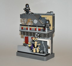 LEGO Halo 3: ODST - New Mombasa by [Renegade]