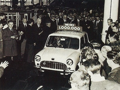 One Millionth Mini (1965)