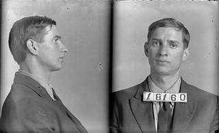 Buck, James (AKA- William Jackson; William Edwards; James Roberts). Inmate #18160 (MSA)