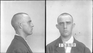 Slavens, Fred. Inmate #15889 (MSA)