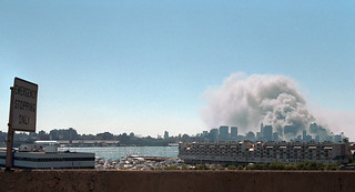 911: New York City Views, 09/11/2001.