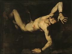 Tityos, 1632, by José de Ribera