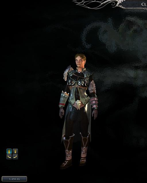 f human warlock