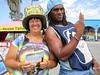 VIVIANNE AND TONY B VENICE BEACH CALIFORNIA SEPT 5, 2011 174