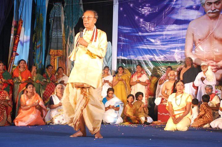 Kriya Yoga Yogacharya Dr. Ashoke Kumar Chatterjee Hyderabad 2