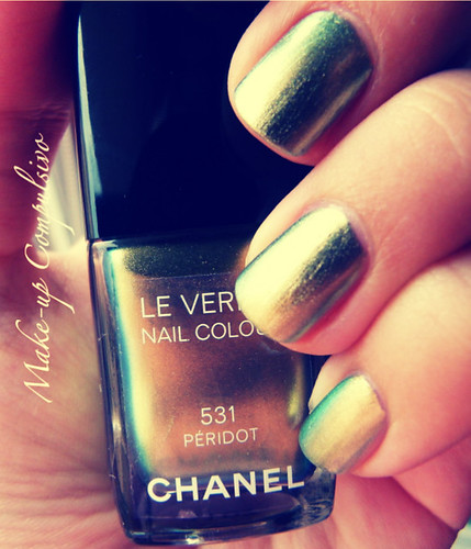 LATEST CHANEL NAIL POLISH