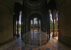 the black pearl curtain