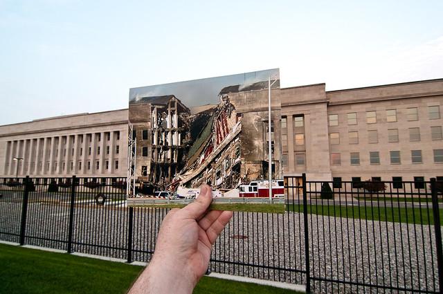 Pentagon, September 11, 2001