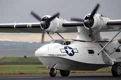 aerospace engineering, aviation, military aircraft, airplane, propeller driven aircraft, vehicle, consolidated pby catalina, flying boat, aircraft engine, air force,