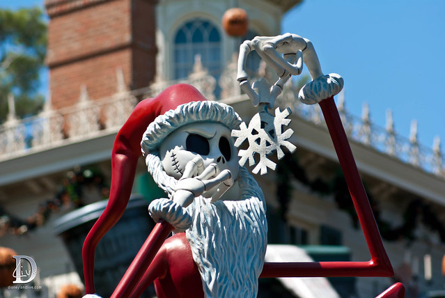 Jack Skellington, Haunted Mansion Holiday Installation