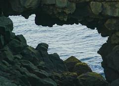 Break in the rock