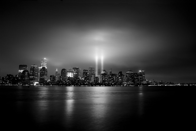6149577208 75798d3f08 z Amazing Photos Of The 9/11 Tribute In Light