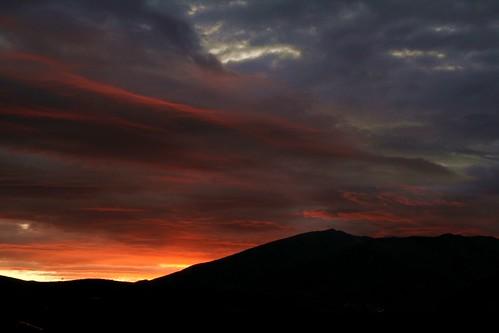 sunset sol de sortida cerdanya llívia